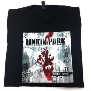 Linkin Park Hybrid Theory Concert Tee Men's 2XL